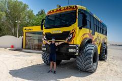 DSC01290-HDR.jpg (www.iCandy.pw) Tags: monster bus doha qatar sealine