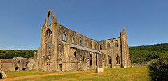 TINTERN ABBEY (chris .p) Tags: tintern abbey wales nikon d610 view summer 2018 monmouthshire uk july capture building church history tinternabbey sky