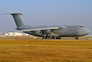 United States Air Force Lockheed C-5A