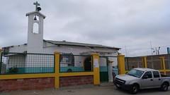 Capilla Jesús Obrero, península de Santa Elena