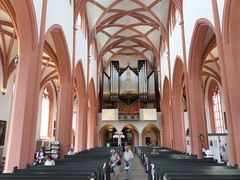 """Ready for """"Orgelmatinee"""" in Stadkirche Bayreuth"""