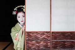 Maiko (Zhan T) Tags: maiko geisha geiko kyoto portrait gionhigashi japan kimono hinayu 雛佑