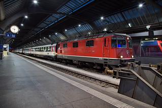 SBB Re 4/4 420 139 Zurich HB