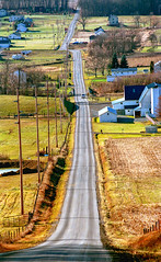Amish Country Road (vwalters10) Tags: road amish country
