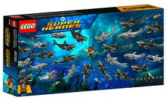 Funny Lego Aquaman Shark Attack Set !!! Photoshop (afro_man_news) Tags: lego moc fake aquaman set photoshop funny dc 2018 superheroes all new must watch comics characters