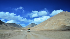 Landscape from Ladakh (pallab seth) Tags: landscape autumn fall nature colour highway kashmir india ladakh nubravalley valley jammukashmir color mountains himalayas pangongtso