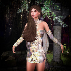 LuceMia - Swank Event (2018 SAFAS AWARD WINNER - Favorite Blogger - MISS ) Tags: swankevent byrne letituier hair melina dress sl secondlife mesh fashion creations blog beauty hud colors models lucemia