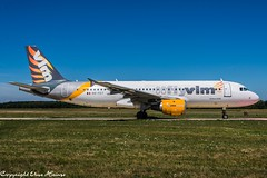 VLM Airlines OO-TCT (U. Heinze) Tags: aircraft airlines airways airplane flugzeug planespotting plane haj hannoverlangenhagenairporthaj eddv nikon