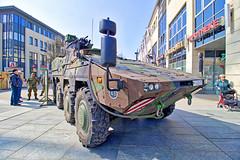 Gepanzertes Transport-Kraftfahrzeug Boxer (www.nbfotos.de) Tags: gtk boxer gepanzertestransportfahrzeug bundeswehr militär armee army