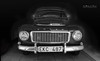 Volvo B18 PV classic retouch (m3dborg) Tags: volvo b18 classic car cars vehicles vehicle street city still life monochrome retouch photoshop oldsmobile black metal chrome paint front grill headlights windshield ngc