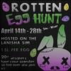 RottenEgg2018 (MsDarkSecret) Tags: sl secondlife second life dark secrets rotten egg hunt 2018 renoir avatar virtual prizes games fun