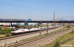 TH Galicia (Trenesmania) Tags: tren trenes train trains railway ferrocarril bahn eisenbahn renfe adif th trenhotel galicia barcelona vigo acoruña lav altavelocidad talgo 252 siemens 252008 252003 elpapiol catalunya canon