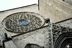 (AnnaRoviraC) Tags: barcelona church santamariadelmar