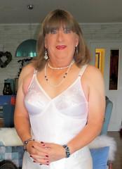White (Trixy Deans) Tags: underwear undies sexy sexyheels sexytransvestite sexylegs tgirl tv transgendered transvestite transsexual tranny tgirls transvesite shemale shemales shortskirt shortskirts