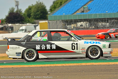 Silverstone Classic 2018 - BMW M3 E30 (Si 558) Tags: silverstone silverstoneclassic 2018 silverstoneclassic2018 classic historic motorsport motor sport racing festival bmw m3 e30