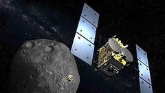 """FOTO: La ESA comparte un """"objeto extraterrestre"""" proveniente del asteroide Itokawa (psbsve) Tags: noticias curioso movie interesante video news imágenes world mundo información política peliculas sucesos acontecimientos entertainment"""