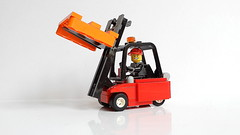 How to Build a Simple Lego Forklift (MOC - 4K) (hajdekr) Tags: lego buildingblocks assemblyinstructions guide buildingguide tuto tutorial tip help tips stepbystep inspiration design manual moc myowncreation instruction instructions toy model buildingbricks bricks brick builder buildingtoy forklift lift vehicle car automobile simple simply easy forkids loader lifttruck forktruck forkhoist forklifttruck truck transport transportation hydraulicelevator hydraulic elevator palette palett pallet howto