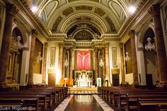 Iglesia del Salvador (Juan Miguel) Tags: church ecclesia españa europa europe iglesia juanmiguel sonyalpha65 spagne spain spanien tamron1750 valencia architecture arquitectura interior