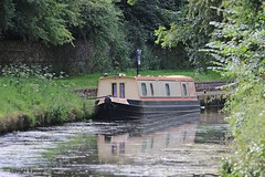Barge J78A2377 (M0JRA) Tags: canals water walks tow paths fish fishing barge boats trees fileds birds bugs wild life