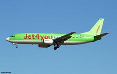 Jet4You Boeing 737-46J OO-JAM / BRU (RuWe71) Tags: jet4you 8jjfu argan morocco jetairfly tbjaf beauty boeing boeing737 b737 b734 b737400 b73746j boeing737400 boeing73746j cnrph cn288672879 oojam brusselsairport brusselsnational brusselszaventem brusselszaventemairport brussel zaventem zaventemairport bru ebbr twinjet narrowbody landing bluesky sunshine