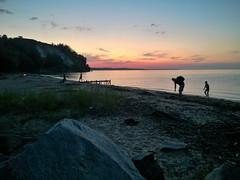 Kiev reservoir (Vadim Beldiy) Tags: beach dusk twilight nightfall nature sunset streetphotography streetphotographer nokialumia925 nokialumia cameraphone windowsphone carlzeisspureview kievreservoir kievregion dnepr dnipro