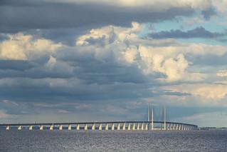 Denmark - Dragor - Oresund Bridge