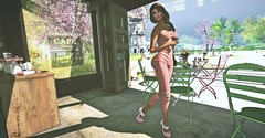107 ♥ (SoliCaproni) Tags: cherry bloom cosmopolitan event maitreya mosquitos way slink belleza