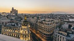 De Madrid al Cielo (JhanderUnk) Tags: madrid cba circulo de las bellas artes roof skyline