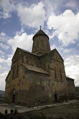 (Giorgi Natsvlishvili) Tags: orthodoxchurch church churchofthedormition metekhi kaspi georgia landmark history