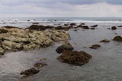 Vue depuis la promenade marine (2) (8pl) Tags: taïwan maritime roches rochers cailloux vague paysage paysagemarin strilles
