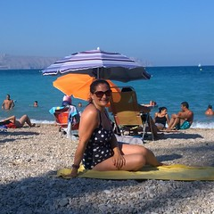 Nokia Lumia 1020 - Spain 2018 - My lovely wife Lisa at Playa del Albir (Gareth Wonfor (TempusVolat)) Tags: holiday spainholiday spain2018 vacance summer gareth wonfor tempus volat mrmorodo tempusvolat garethwonfor legs swimsuit swim suit brunette beach sand sun girl women longhair wife glasses thighs skin arms widowspeak lovely knee pretty beautiful beauty attractive lady lover woman long hair goodlooking maillot swimwear bathingsuit gorgeous spouse partner beachwear babe female lovelybrunette womenarebeautiful gw boobs demure curvaceous lisawonfor spain 2018 leesa leesamattress cleavage