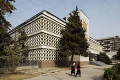 House of Writers. (Stefano Perego Photography) Tags: stepegphotography stefano perego building concrete modernism modernist modern soviet architecture design central asia