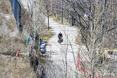 Cycling the Railpath (jer1961) Tags: toronto path bikepath railpath westtorontorailpath