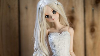 Smart Doll Bridal Dress 2018 in 4K