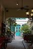 Restaurant in Hanoi Street (Didhle) Tags: vietnam hanoi metropole sofitel colony french