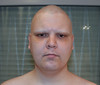 Hautkopf of Ulm (Schwanzus_Longus) Tags: bald baldhead brown dude eyed eyes face guy male man portrait shaved skinhead ugly
