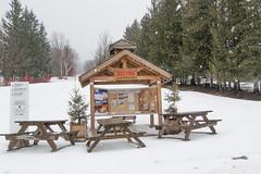 Nouvelle neige! - 17 avril 2018 - Mont SUTTON (Mont SUTTON) Tags: sutton201718 fermé neige