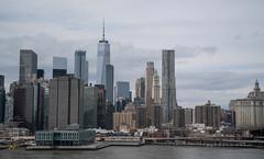 Downtown Manhattan Skyline - NYC (ChrisGoldNY) Tags: chrisgoldphoto chrisgoldny chrisgoldberg albumcover bookcover gotham newyork newyorkcity nyc eastcoast sonyalpha sonya7rii sonyimages sony architecture buildings