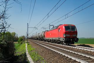 E181 016 - DB CARGO ITALIA