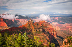 Monsoon Season North Rim Grand Canyon NP Landscape Fine Art Photography! Elliot McGucken Cape Royale Overlook Grand Canyon National Park Sunset! Breaking Storm Clouds Arizona Vista View! Nikon D800E HDR & AF-S NIKKOR 28-300mm f/3.5-5.6G ED VR Nikon Lens! (45SURF Hero's Odyssey Mythology Landscapes & Godde) Tags: monsoon season north rim grand canyon np landscape fine art photography elliot mcgucken cape royale overlook national park sunset breaking storm clouds arizona vista view nikon d800e hdr afs nikkor 28300mm f3556g ed vr lens scenic gc
