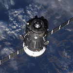 Soyuz approaching International Space Station thumbnail