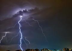 lightning (meren34) Tags: lightning sky night storm light cloud flash streak