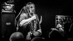 Cannibal Corpse - live in Bielsko-Biała 2018 fot. MNTS Łukasz Miętka_-29