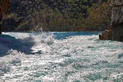 Horizontal Falls (cheezepleaze) Tags: kimberley horizontalfalls buccaneerarchipelago waterfall talbotbay torquoise westernaustralia