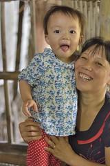 _DSC3416 : sourire & timidité, Vietnam Nord (pascalvu1) Tags: vietnam portrait personnes d7100