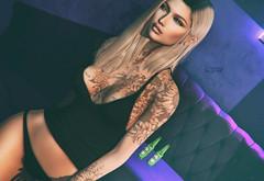 ◈№.537 - breaking free (αlιcα r. vαɴ нell) Tags: doux maitreya catwa letre i3f dappa fetish fair 2nd edition sl secondlife free girl