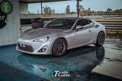 "Fernando's 2013 Toyota FT86 with 17"" ARC-8 Wheels (ApexRaceParts) Tags: 17 17inch brz 86 ft86 gt86 frs arc8"
