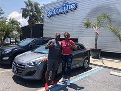 Thanks T'juana & Vickie (Autolinepreowned) Tags: autolinepreowned highestrateddealer drivinghappiness atlanticbeach jacksonville florida