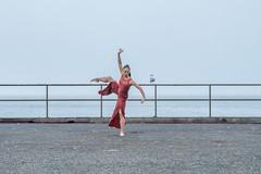 Sunrise dance (MarinSD) Tags: ballet dance kad katherine contemporaryballet contemporarydance katherinedisenhof kdisenhof portrait