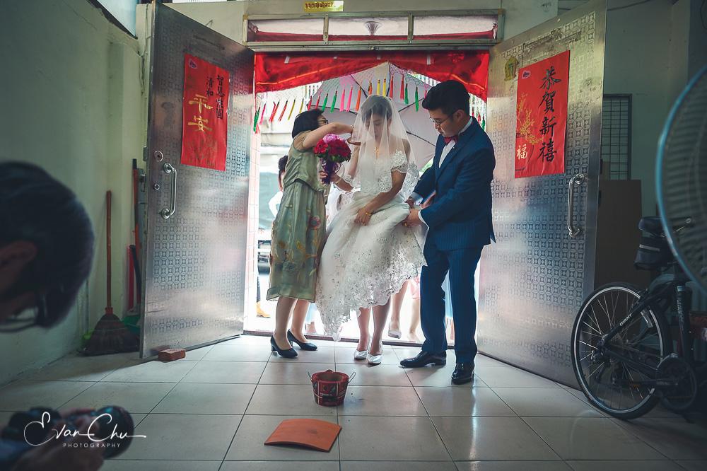 萬豪喜宴-奕誠&娉儀 婚禮紀錄_0086